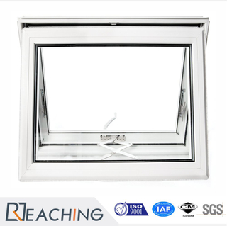 Ventana de aluminio colgada doble triple doble modificada para requisitos particulares del toldo de Windows