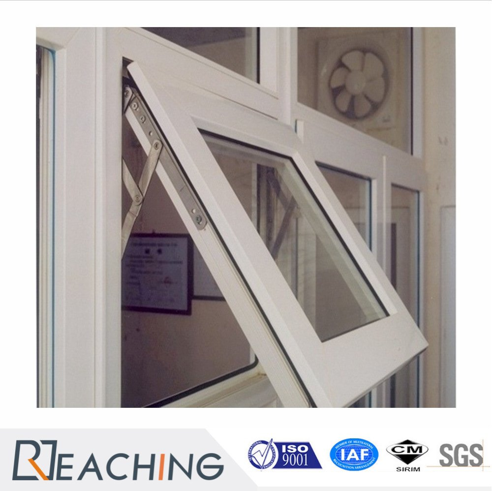 Classic Design UPVC Awning Window Single Glazed Design